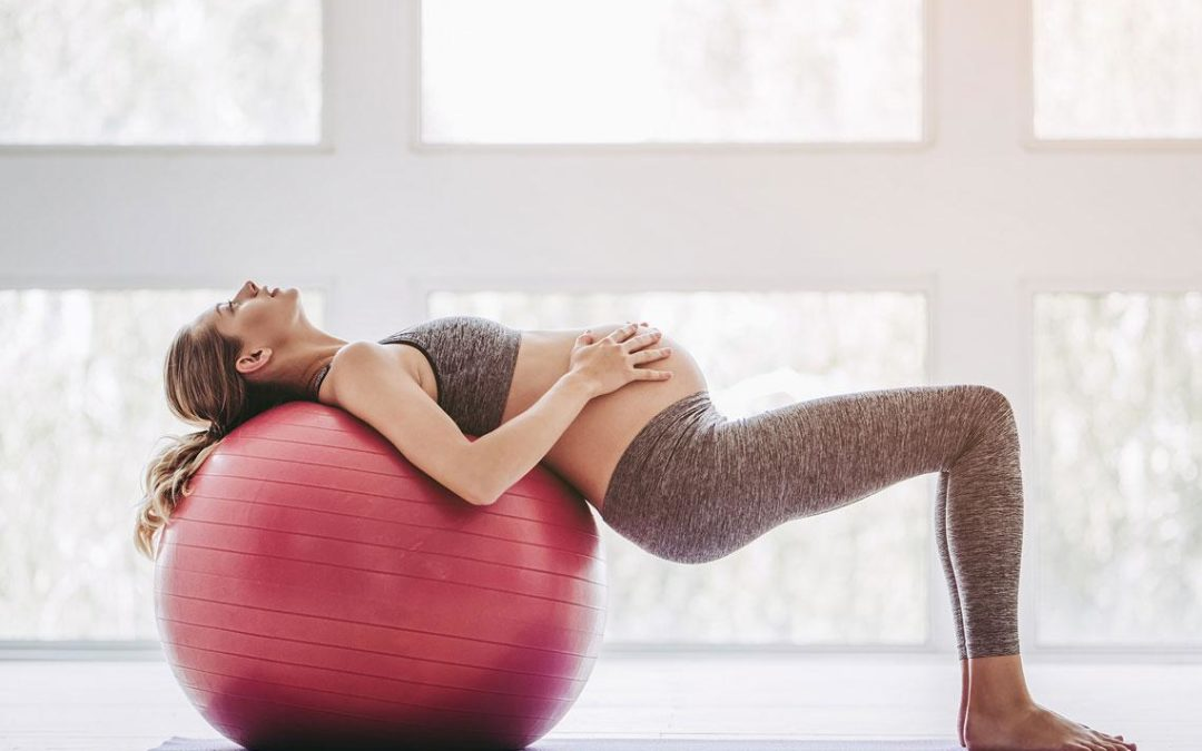 Dolor de espalda durante el embarazo